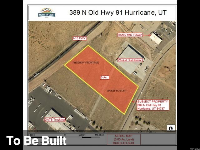 389 Old Hwy 91 Hurricane, UT 84737 MLS# 1632336