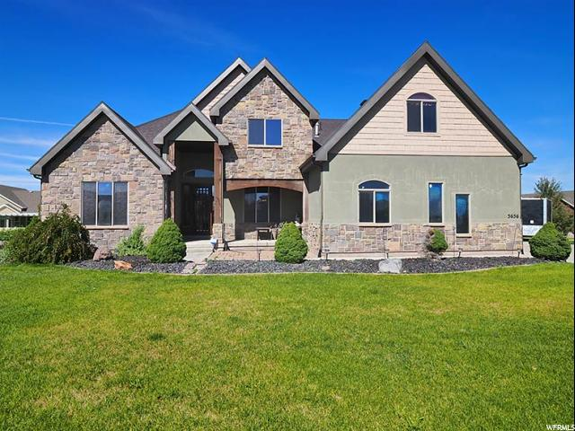 3656 CANDLE BROOK CT, South Jordan, Utah 84095, 4 Bedrooms Bedrooms, ,3 BathroomsBathrooms,Single Family,For Sale,CANDLE BROOK,1633521