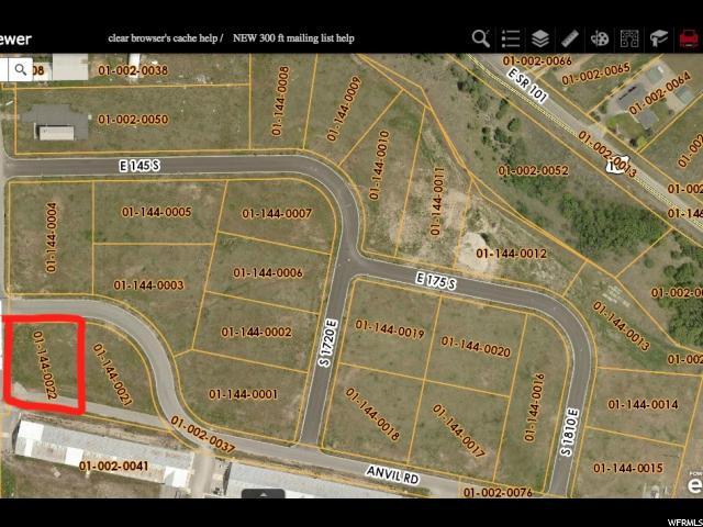 1620 ANVIL RD, Hyrum, Utah 84319, ,Industrial,For Sale,ANVIL,1633571