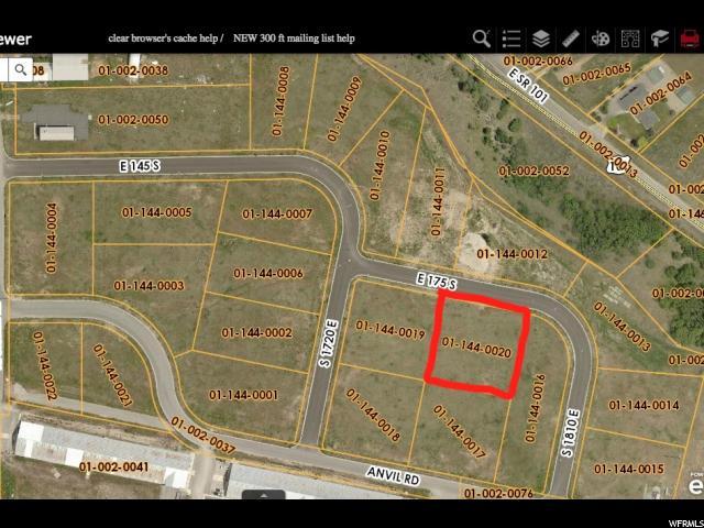 1778 E 0175 S, Hyrum, Utah 84319, ,Industrial,For Sale,0175,1633573