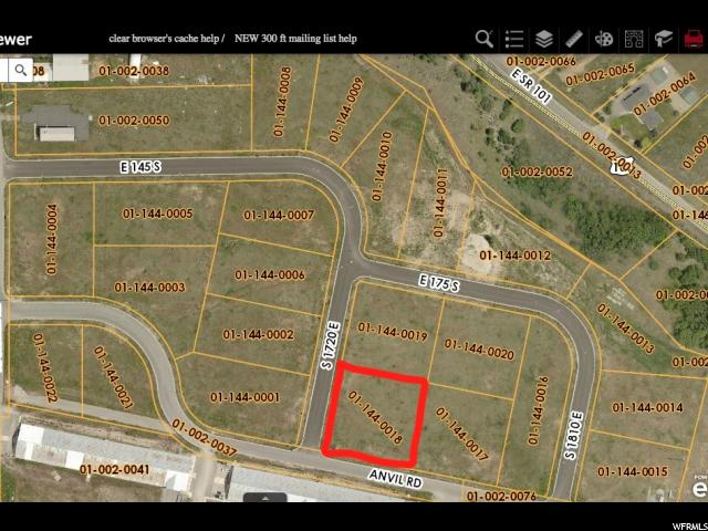 1733 E ANVIL RD, Hyrum, Utah 84319, ,Industrial,For Sale,ANVIL,1633574