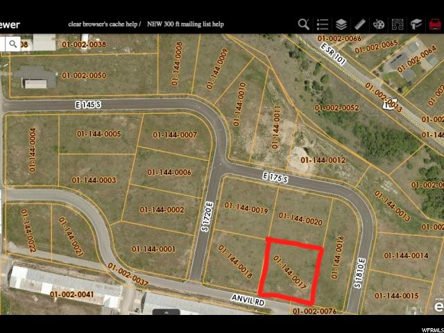 1765 E ANVIL RD, Hyrum, Utah 84319, ,Industrial,For Sale,ANVIL,1633575