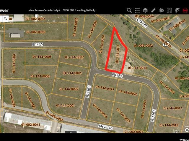 1755 E 175 S, Hyrum, Utah 84319, ,Industrial,For Sale,175,1633578