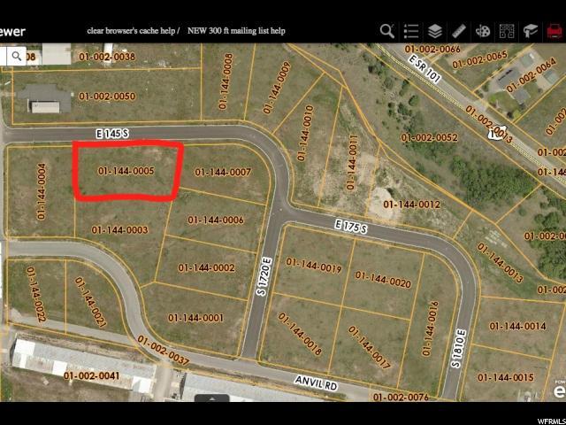 1660 E 145 S, Hyrum, Utah 84319, ,Industrial,For Sale,145,1633583