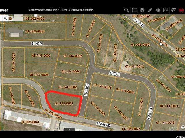 1673 E ANVIL RD, Hyrum, Utah 84319, ,Industrial,For Sale,ANVIL,1633585