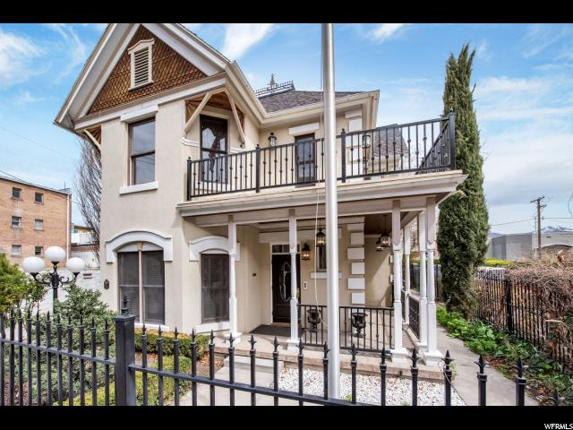 Home for sale at 327 S Denver St, Salt Lake City, UT 84111. Listed at 659900 with 4 bedrooms, 4 bathrooms and 3,603 total square feet