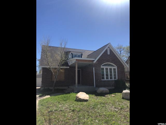 Home for sale at 1726 E Yale Ave, Salt Lake City, UT  84108. Listed at 675000 with 3 bedrooms, 2 bathrooms and 2,507 total square feet