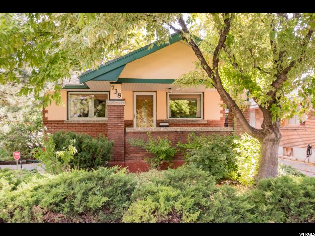 738 E 1700 S, Salt Lake City UT 84105