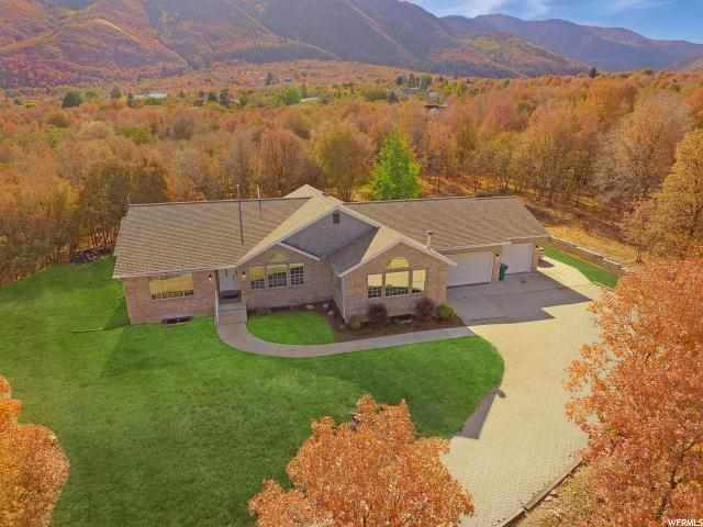 90 W LAKEVIEW WAY WAY, Woodland Hills UT 84653