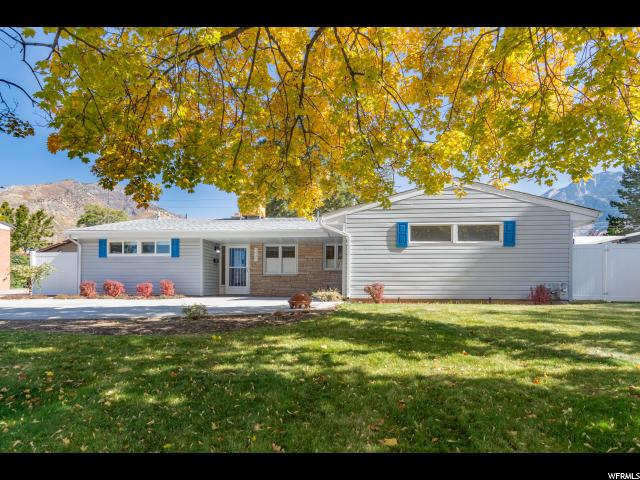Home for sale at 3949 S Olympic Way, Holladay, UT 84124. Listed at 399900 with 2 bedrooms, 1 bathrooms and 1,484 total square feet