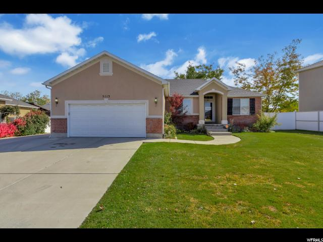 5113 W WOOD RANCH DR, South Jordan UT 84009