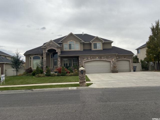 4237 W SPRUCE LEAF DR., South Jordan UT 84009
