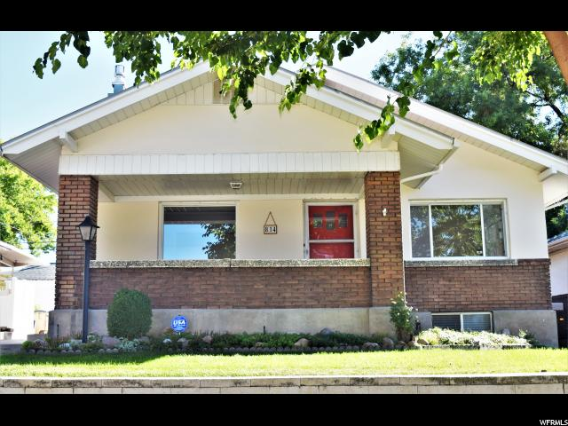 Home for sale at 814 E Emerson Ave, Salt Lake City, UT 84105. Listed at 519000 with 4 bedrooms, 2 bathrooms and 2,257 total square feet