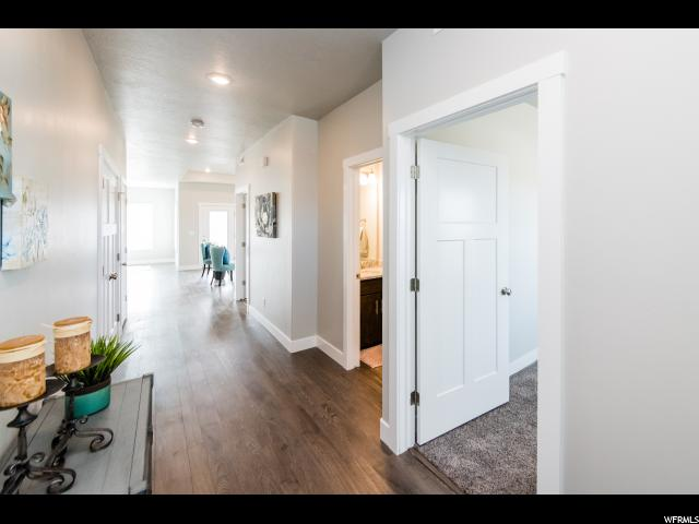 Inviting entrance beckons you to a home filled with natural light: Brookhaven homes are loaded with windows