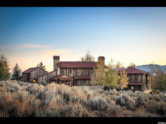8172 N RANCH GARDEN RD, Park City UT 84098