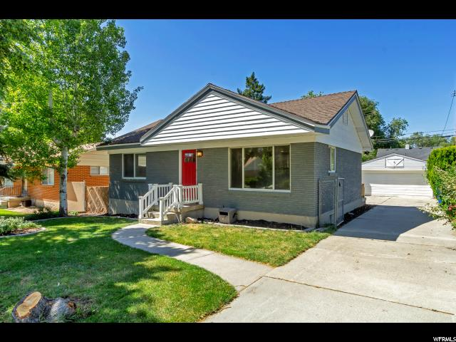 2925 S ZENITH CIR, Salt Lake City UT 84106