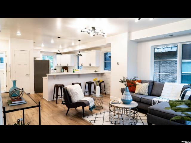 Home for sale at 206 N 200 West #4, Salt Lake City, UT 84103. Listed at 514000 with 2 bedrooms, 2 bathrooms and 1,506 total square feet