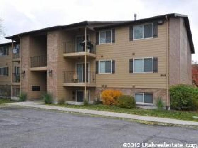 Millcreek Condo: Main Level built 1986
