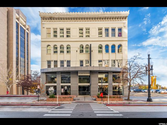 Home for sale at 35 W Broadway #404, Salt Lake City, UT 84101. Listed at 1499900 with 2 bedrooms, 3 bathrooms and 2,195 total square feet