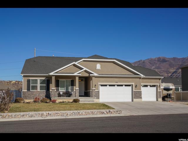 1168 E CANYON DR, South Weber UT 84405
