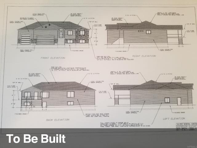 10848 N 84000 W, Tremonton, Utah 84337, 5 Bedrooms Bedrooms, ,3 BathroomsBathrooms,Single Family,For Sale,84000,1641513