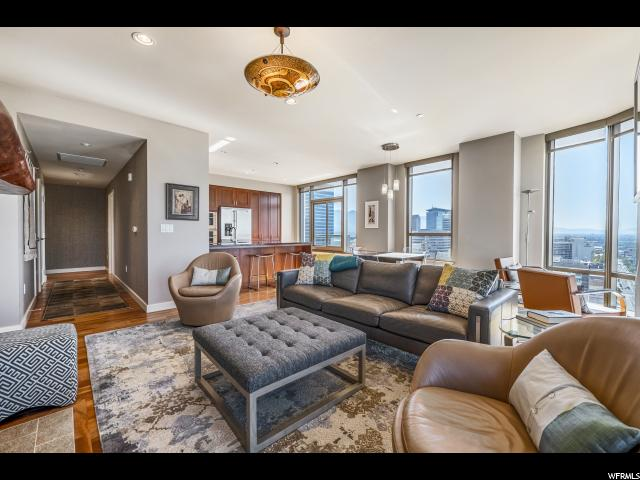 Home for sale at 99 W South Temple #1704, Salt Lake City, UT 84101. Listed at 830000 with 2 bedrooms, 2 bathrooms and 1,478 total square feet