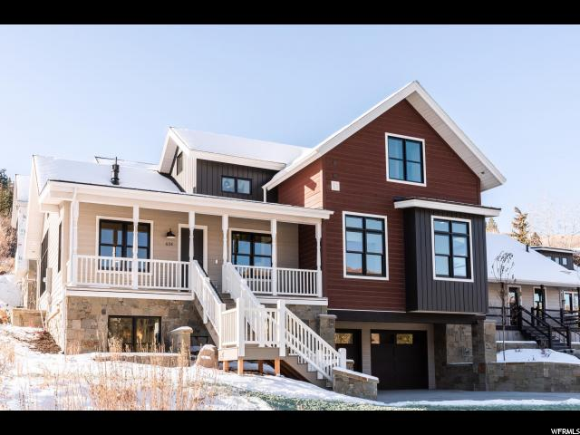 634 DEER VALLEY LOOP, Park City UT 84060