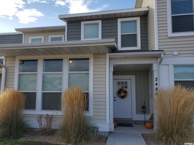 Nibley Townhouse: Row-mid built 2015