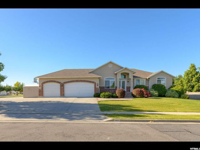4816 W MORNING LAUREL LN, West Jordan UT 84081