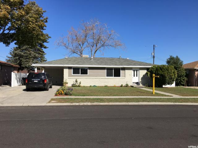 4142 W 5010 S, Salt Lake City UT 84118