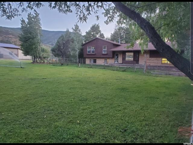 3838 CRAZY ACRES RD, Heber City, Utah 84032, 4 Bedrooms Bedrooms, 12 Rooms Rooms,1 BathroomBathrooms,Residential,For Sale,CRAZY ACRES,1644445