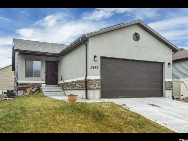 3743 N DOWNWATER ST, Eagle Mountain UT 84005