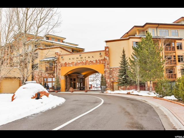 3720 N SUNDIAL CT Unit B-319, Park City UT 84098