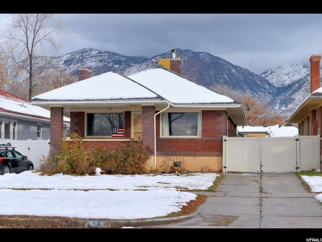 2750 S QUINCY AVE, Ogden UT 84403
