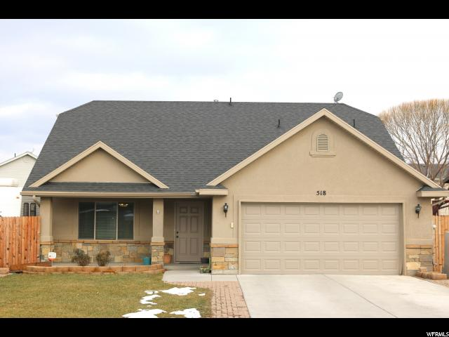 518 RIDGE PLACE DR, Ogden UT 84404