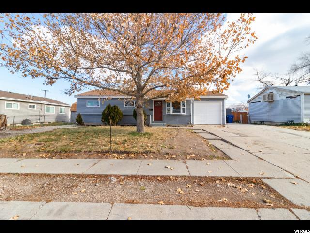 4881 S 4095 W, Salt Lake City UT 84118