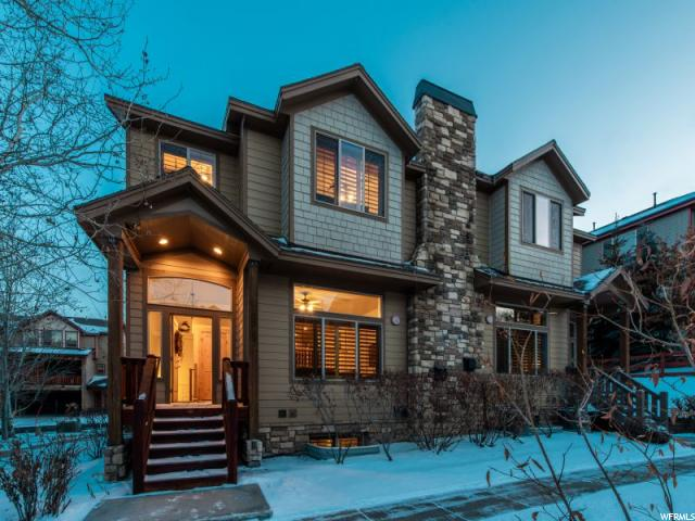 5543 N SLALOM WAY, Park City UT 84098
