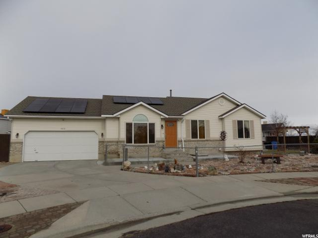 5470 W SUNRIDGE CT, Kearns UT 84118