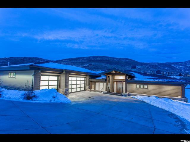3434 W HOMESTEAD RD, Park City UT 84098