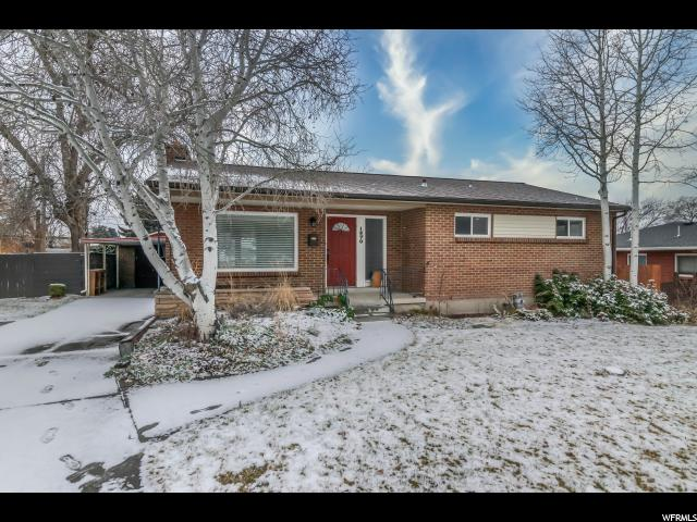 1870 E Northwoodside Dr Holladay, UT 84124 MLS# 1647685