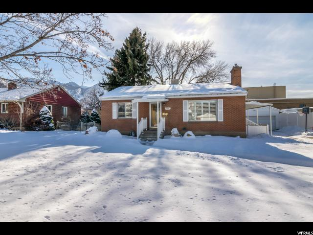 3200 E MARGIE AVE, Salt Lake City UT 84109