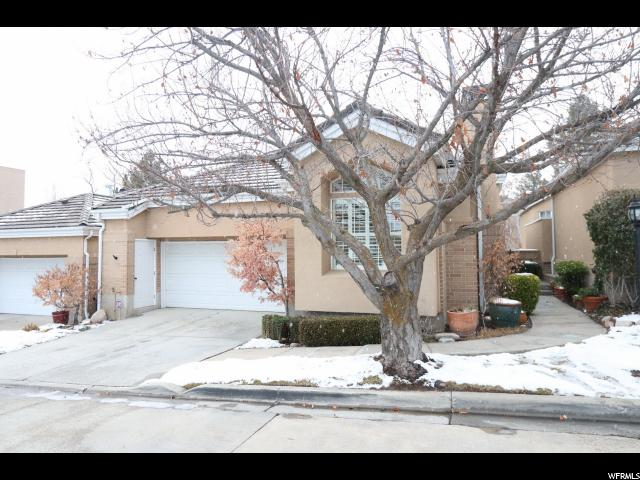2363 E DAYSPRING LN, Salt Lake City UT 84124