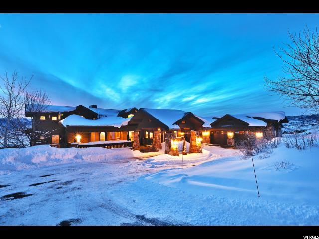 8050 N WEST HILLS TRL, Park City UT 84098