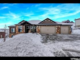 5960 N HIDDEN HILLS DR, Mountain Green UT 84050