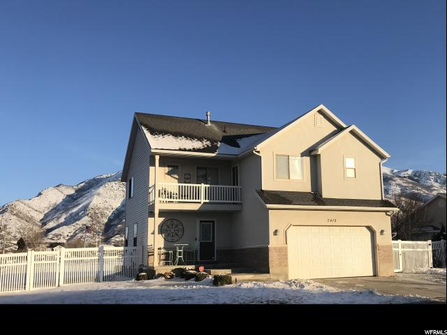 7412 S SHAY LN, South Weber UT 84405
