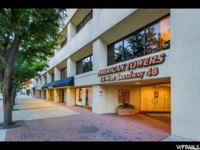 48 W Broadway Salt Lake City, UT 84101 MLS# 1650811
