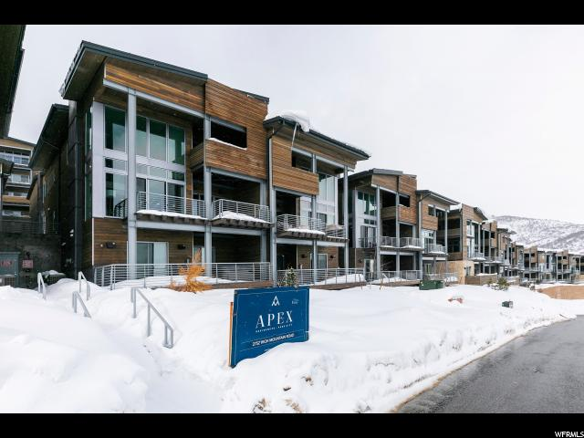 2752 HIGH MOUNTAIN RD Unit 207, Park City UT 84098