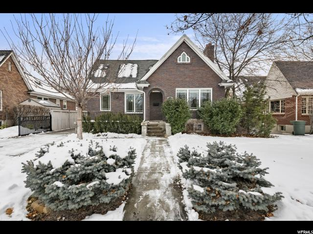 1644 E PRINCETON AVE, Salt Lake City UT 84105
