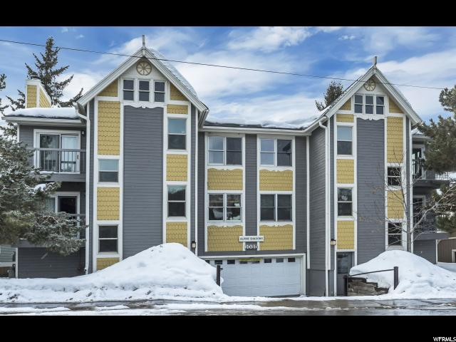 1035 PARK AVE Unit 8-H, Park City UT 84060