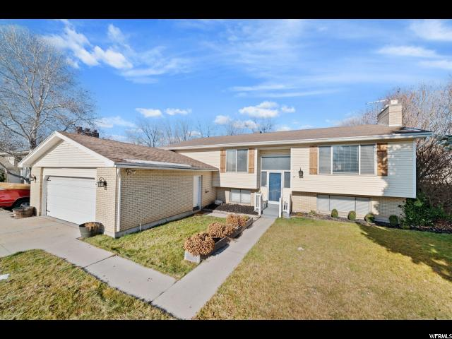 1407 E HOLLOW DALE DR, Cottonwood Heights UT 84121